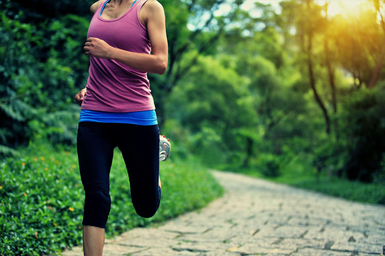 beginning running