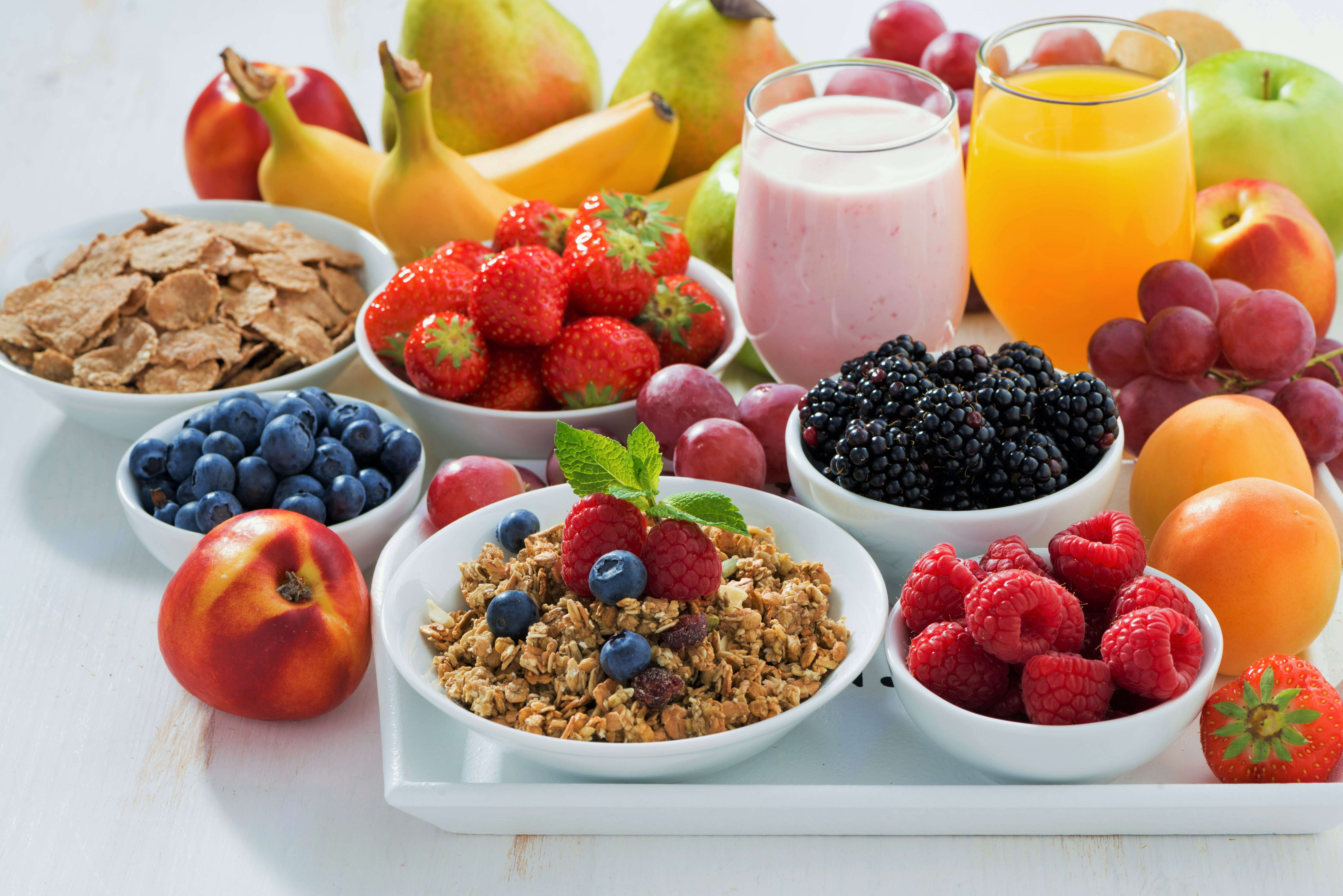healthy breakfast With these healthy breakfast smoothies, your breakfast can be quick, delicious, and – more important – give you the fuel you need to start the day strong.