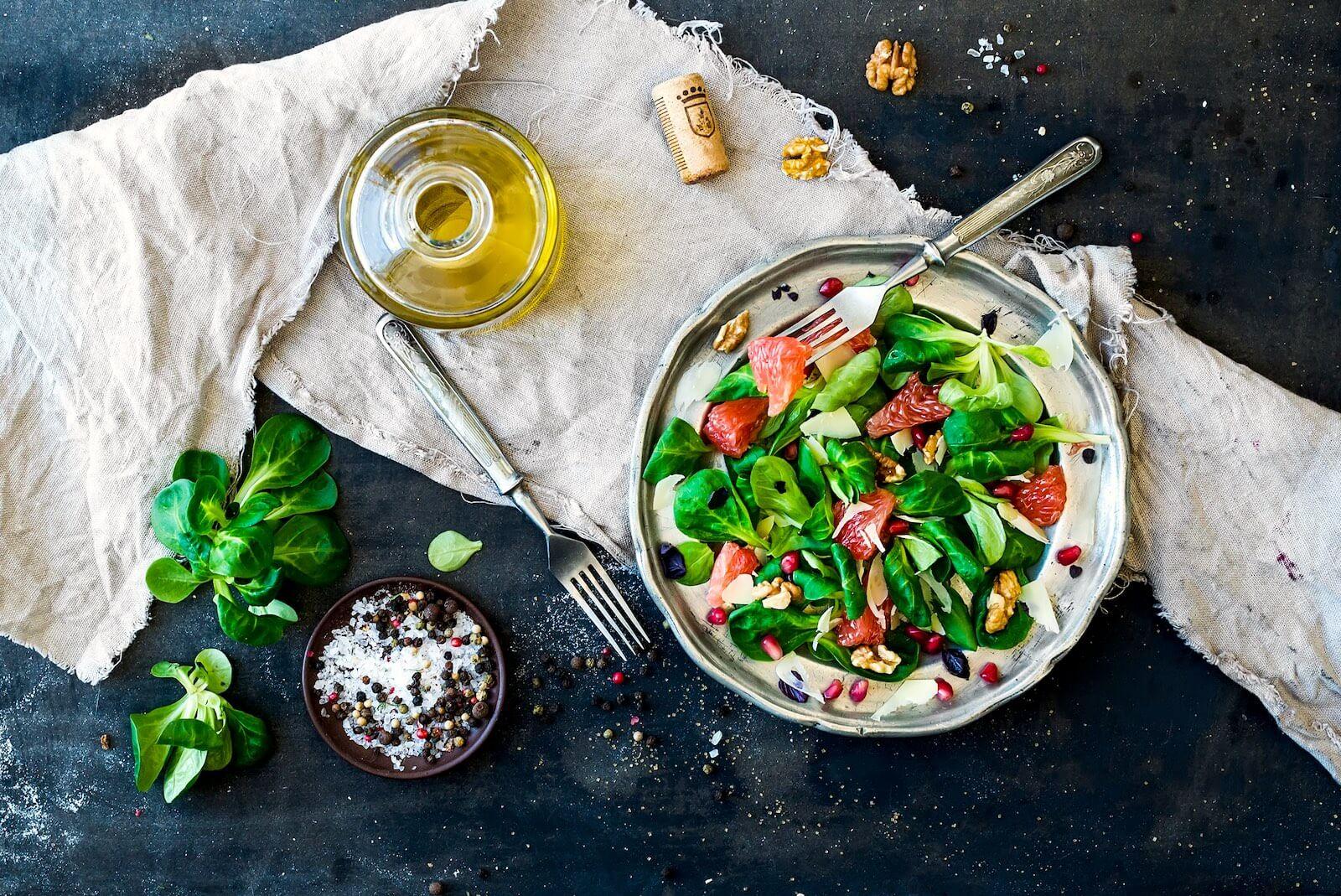 Здорове харчування смачно та швидко