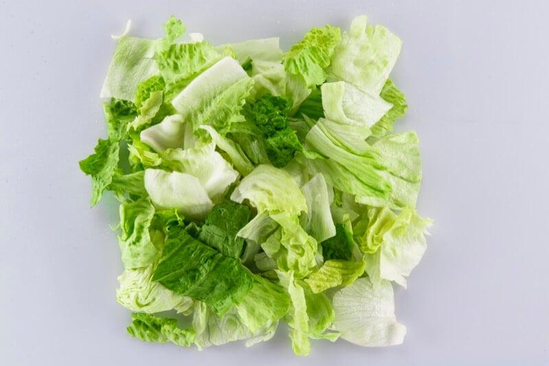 Греческий салатный микс