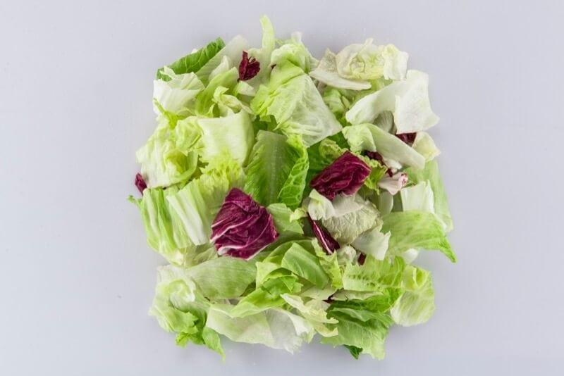Салатный микс Цезарь